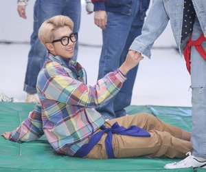 bts, namjoon, and rm image