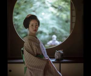 culture, japan, and kimono image