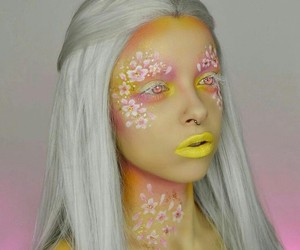 anime, art, and barbie doll image