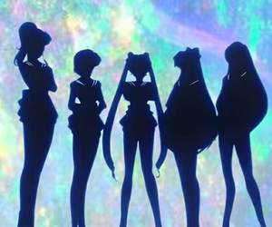 90s, anime, and sailor mercury image