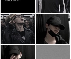 aesthetics, army, and dark image