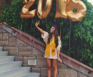 graduation and decorating image