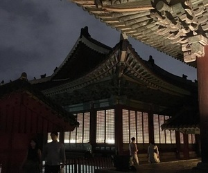 aesthetic, dark, and Temple image