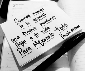 note, love, and porciondeamor image