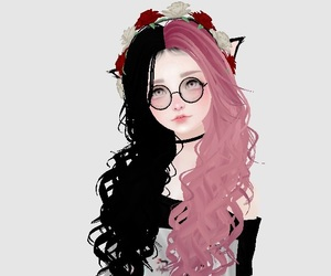 cute imvu kawaii image