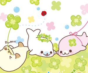 kawaii, seal, and cute image