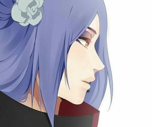 konan, akatsuki, and naruto image