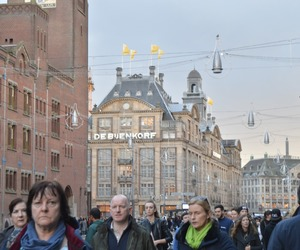 amsterdam, holand, and my own photo image