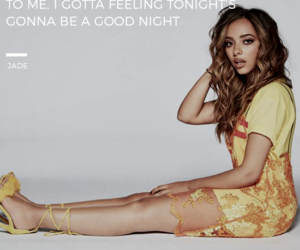 jade thirlwall, qoute, and little mix image