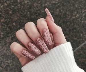 aesthetic, nails, and photography image