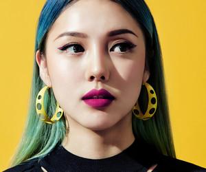 korean, makeup, and model image