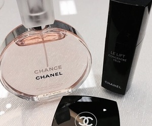 chanel, perfume, and luxury image