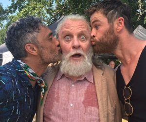 actor, Marvel, and thor image