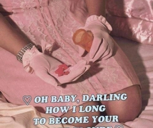 baby girl, death, and text image