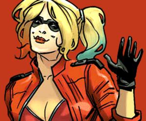 harley quinn, harleen quinzel, and dc comics image