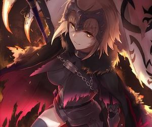 alter, fate, and joan of arc image