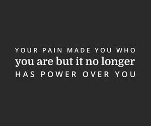 inspiration, pain, and quote image