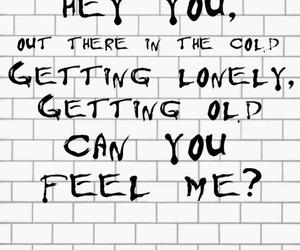 Pink Floyd, hey you, and Lyrics image