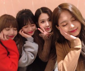 lisa, rose, and jennie image