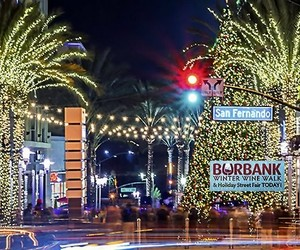 beautiful, california, and lights image