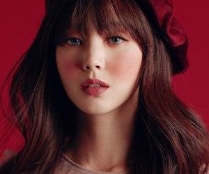 face, fashion, and korea image
