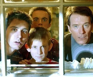reese, HAL, and Malcolm image