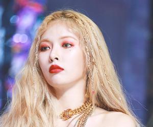 hyuna, kpop, and cube image