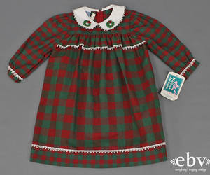 etsy, girls dress, and christmas pictures image