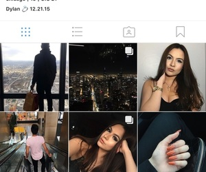 feed, instagram, and follow image