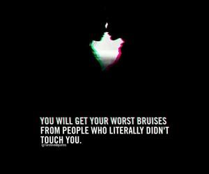 broken and trust image