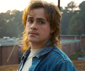 stranger things, billy, and dacre montgomery image