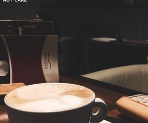 coffee, عُزلَة, and وحيده image