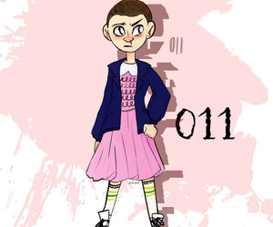eleven, jane, and millie image