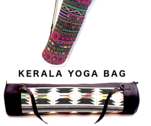 yoga mat, yoga mat towel, and yoga mat bag image