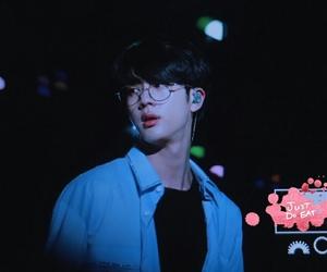 handsome, jin, and jungkook image