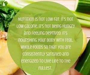 health, nutrition, and food matters image
