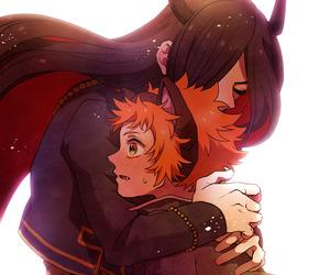 anime, gif, and love anime image