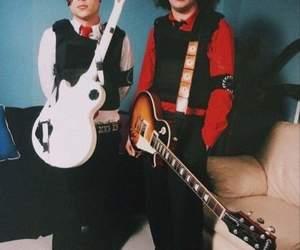 frank iero and ray toro image