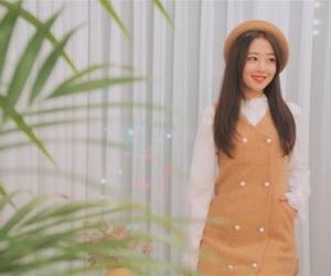 girl, korean, and kpop image