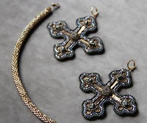 etsy, boho chic, and beaded jewelry image