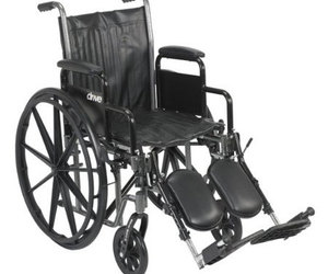 wheelchairs, eldercare, and hospital wheelchairs image