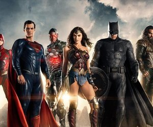 justice league, batman, and superman image
