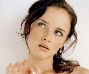 alexis bledel, beautiful, and beauty image
