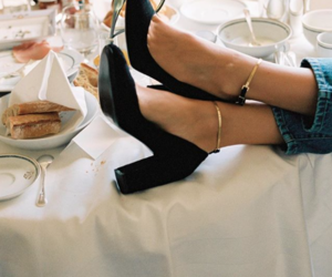 beauty, shoes, and classy image