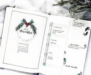 christmas, inspiration, and journal image