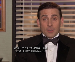 meme, scenes, and the office image