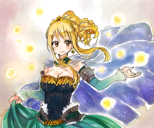 fairy tail, lucy heartfilia, and Lucy image