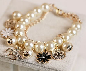 fashion, bracelet, and cute image