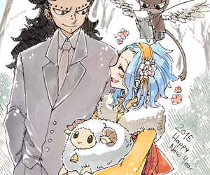 fairy tail, levy, and gale image