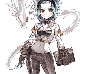 fairy tail, levy mcgarden, and levy image
